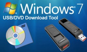 Windows USB DVD tool